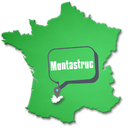Carte de Montastruc
